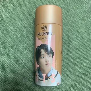 BTSホットブリューバニララテ空き瓶グク(韓国/アジア映画)
