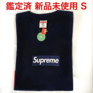 Supreme - 新品正規品☆Supreme NY Yankees Box Logo Tee S