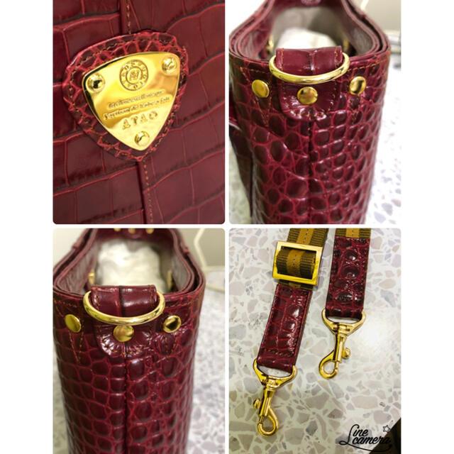 ATAO(アタオ)のATAO  チヴィ クラッシールビー☆新品に近い☆専用箱、袋あり☆ レディースのバッグ(ショルダーバッグ)の商品写真