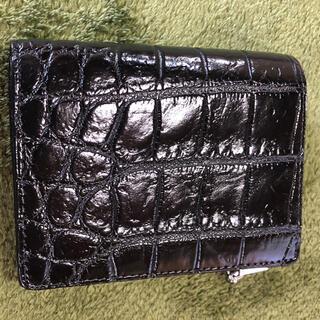 クロコダイル(Crocodile)のクロコダイル財布(折り財布)
