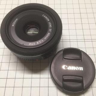 Canon - 【おまけ付】Canon ef40mm f2.8 STM