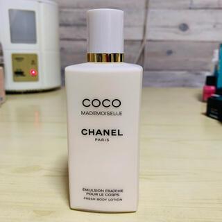 シャネル(CHANEL)のシャネル ココ マドモアゼル フレッシュボディローション(ボディローション/ミルク)