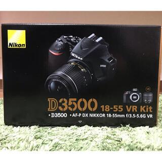 Nikon - Nikon D3500 一眼レフカメラ