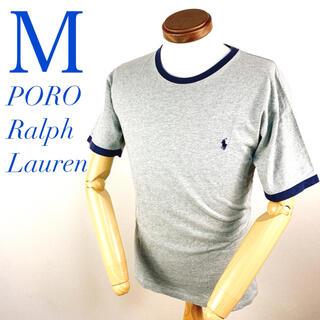 ポロラルフローレン(POLO RALPH LAUREN)のPORO Ralph Lauren ポロ ラルフローレン グレー 春コーデ(Tシャツ/カットソー(半袖/袖なし))
