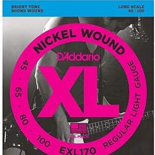 D'Addario EXL170(弦)