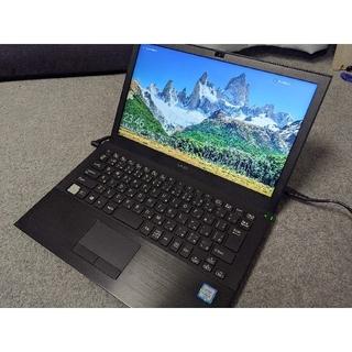 バイオ(VAIO)の【訳あり品】VAIO Pro PB VJPB11C11N 【SSD搭載】(ノートPC)