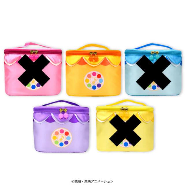BANDAI(バンダイ)のおジャ魔女どれみ バニティ バック エンタメ/ホビーのおもちゃ/ぬいぐるみ(キャラクターグッズ)の商品写真