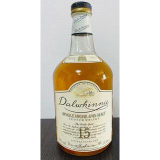 ダルウィニー 15年 1000ml オールドボトル(ウイスキー)