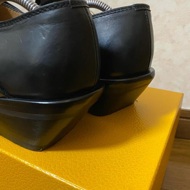 JOHN LAWRENCE SULLIVAN(ジョンローレンスサリバン)のion ヒールブーツ メンズの靴/シューズ(ブーツ)の商品写真