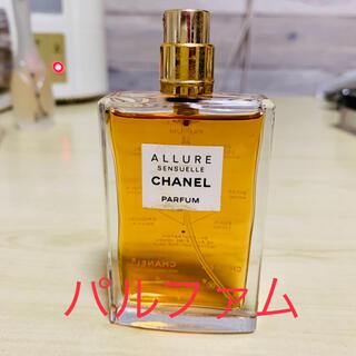 シャネル(CHANEL)のCHANEL アリュール センシュエル パルファム35ml(香水(女性用))