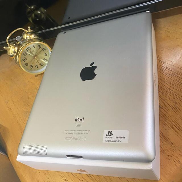 iPad(アイパッド)の完動品 iPad2 16GB  WiFiモデル アイパッド 第2世代 スマホ/家電/カメラのPC/タブレット(タブレット)の商品写真