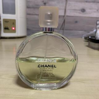 シャネル(CHANEL)の100ml CHANEL シャネル  チャンスオーフレッシュ オードオワレ(香水(女性用))