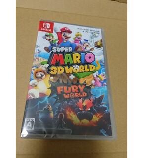 新品未開封 スーパーマリオ 3Dワールド + フューリーワールド Switch