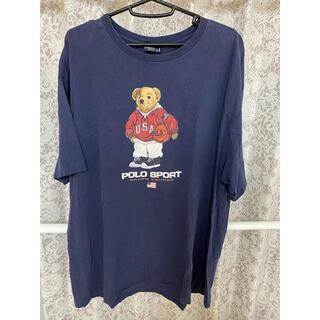 ポロラルフローレン(POLO RALPH LAUREN)のPOLO SPORT Tシャツ(Tシャツ/カットソー(半袖/袖なし))