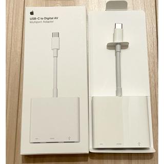 Apple - 【新品未使用】Apple USB-C HDMI MUF82ZA/A