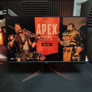 Acer - ACER ips 144hz  ゲーミングモニター VG240YPbmiipx