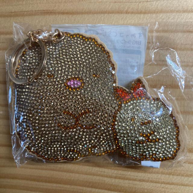 すみっコぐらし BIG ラインストーンマスコット エンタメ/ホビーのおもちゃ/ぬいぐるみ(キャラクターグッズ)の商品写真