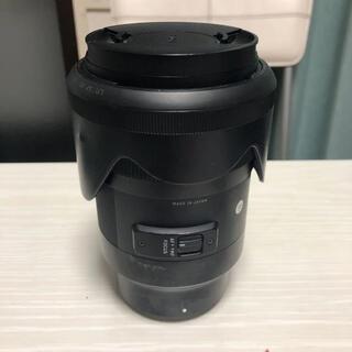 SIGMA - シグマ 35mm F1.4 sony Eマウント sigma