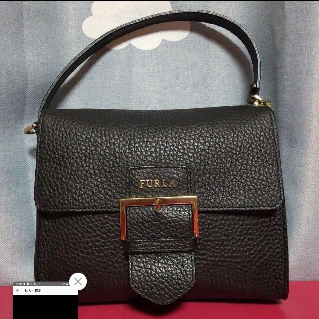 Furla(フルラ)のFURLA フルラ ビッグバックルショルダーバッグ レディースのバッグ(ショルダーバッグ)の商品写真