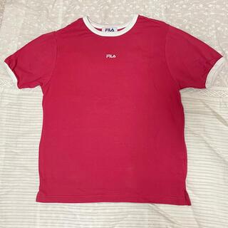 FILA - 新品未使用 FILA フィラ Tシャツ フリーサイズ お値下げ交渉◯