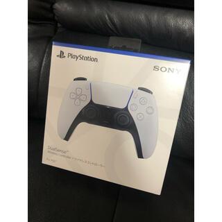 プレイステーション(PlayStation)の【新品送料込み】PlayStation5  Dual ワイヤレスコントローラー(その他)
