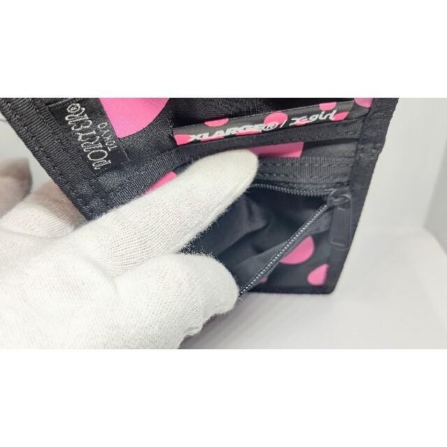 PORTER(ポーター)のポーター 草間彌生 コラボ レア コンパクト ウォレット 財布 レディースのファッション小物(財布)の商品写真