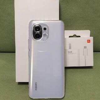 Xiaomi  mi11 RAM8 ROM128 euROM ホワイト