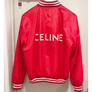 celine - 【入手不可】CELINE 2021 SS ポップアップ限定 ジャケット 50 赤