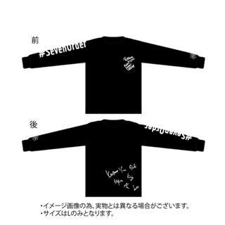 7ORDER FC限定 ロングスリーブTシャツ