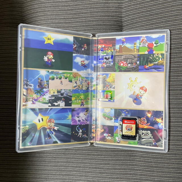 Nintendo Switch(ニンテンドースイッチ)の未使用品‼️スーパマリオ 3Dコレクション switch エンタメ/ホビーのゲームソフト/ゲーム機本体(家庭用ゲームソフト)の商品写真