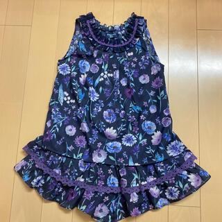 ANNA SUI mini - 【ご専用】ANNA SUImini L&150【美品】♡お花♡