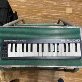 M-Audio Keystation Mini 32 [MIDIキーボード](MIDIコントローラー)