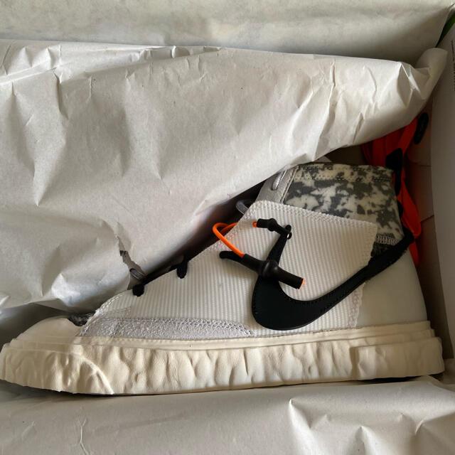 NIKE(ナイキ)のNIKE BLAZER MID READYMADE ブレーザー レディメイド  メンズの靴/シューズ(スニーカー)の商品写真