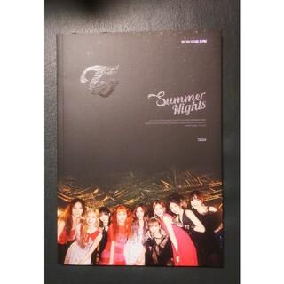 ウェストトゥワイス(Waste(twice))のTWICE summer nights CDツウィ ホロツウィ(K-POP/アジア)