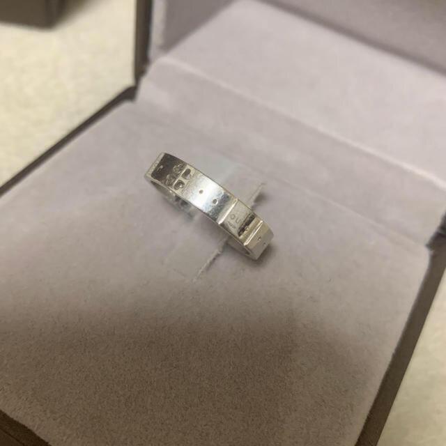 Gucci(グッチ)のGUCCI アイコンリング クローバー レディースのアクセサリー(リング(指輪))の商品写真