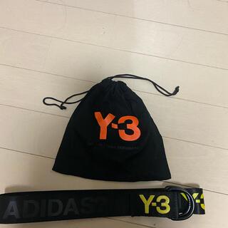 Y-3 - y-3ベルト