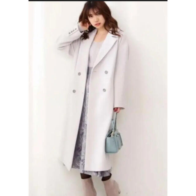 PROPORTION BODY DRESSING(プロポーションボディドレッシング)のPROPORTION BODY DRESSING   チェスターコート 堀田茜 レディースのジャケット/アウター(チェスターコート)の商品写真