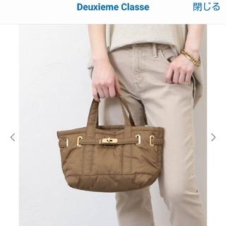 DEUXIEME CLASSE - Deuxieme Classe シタパランティカ ミニトートベージュ