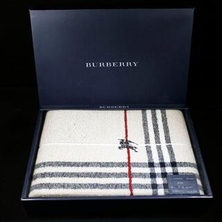 BURBERRY - 【新品・未使用】バーバリー バスタオル Burberry
