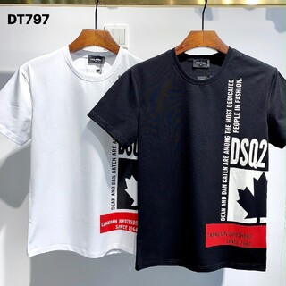 DSQUARED2 - DSQUARED2 Tシャツ ディースクエアード DT797