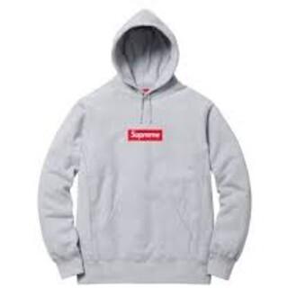 Supreme - Supreme 16aw Box Logo Hooded weatshirt