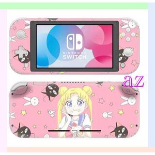 ニンテンドースイッチ(Nintendo Switch)の◎SALE◎セーラームーン② 任天堂SwitchLite 保護スキンシール(その他)