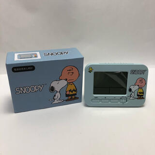 SNOOPY - スヌーピー SNOOPY  電波置き時計 目覚まし時計