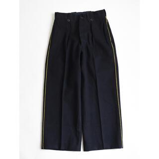 COMOLI - french military wool line pantsdeadstock