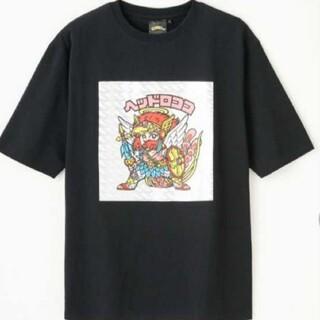 しまむら - しまむらビックリマンコラボTシャツ(ヘッドロココ)数量限定Lサイズ。