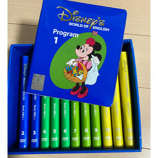 Disney - ディズニー英語システム ストレートプレイ DVD