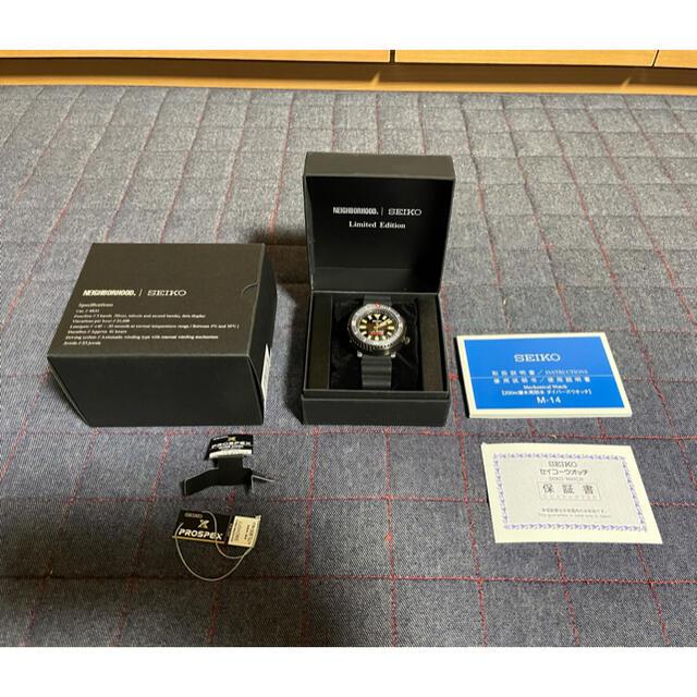 NEIGHBORHOOD(ネイバーフッド)のfrmjpn 様専用 メンズの時計(腕時計(アナログ))の商品写真
