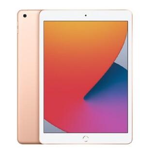 アイパッド(iPad)の★新品未開封品★ iPad 第8世代 128GB ゴールド MYLF2J/A(タブレット)