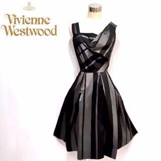 Vivienne Westwood - 新品タグ付き ヴィヴィアンウエストウッド ドレス ワンピース