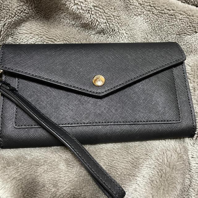 Michael Kors(マイケルコース)のMICHAEL KORS 長財布 値下げしまた。 レディースのファッション小物(財布)の商品写真